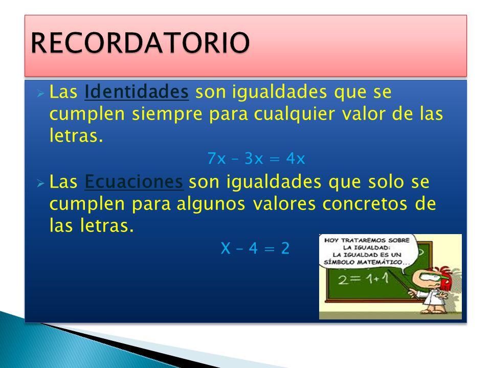  REDUCCIÓN EXPRESIONES ALGEBRAICAS  Reducción de Polinomios 5x² - 3 + 7x + x² + x + 1  Eliminación de paréntesis 3 · (2x – 1) – 2 · (x – 3)  Opera