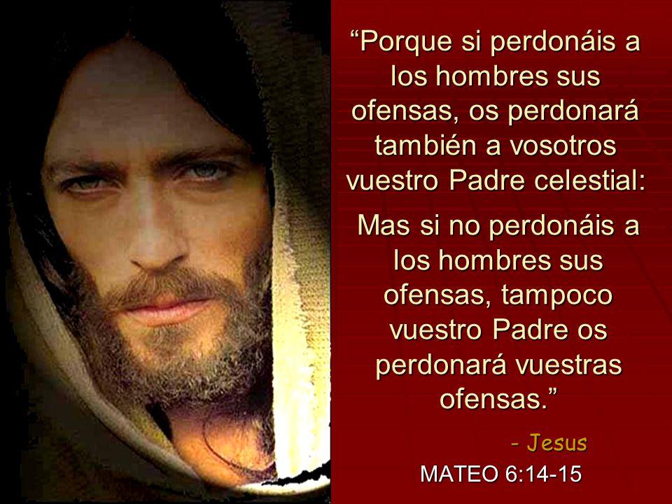Resultado de imagen para Mateo 6,14-15
