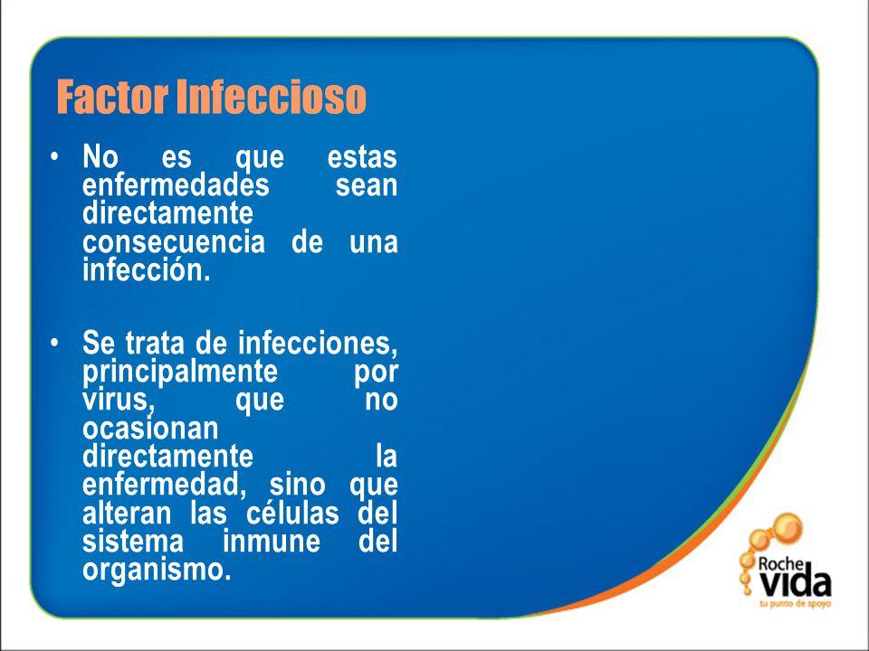 Factor Infeccioso Estas células, llamadas linfocitos, son las encargadas normalmente de producir anticuerpos, que son parte importante del sistema de defensa del organismo.