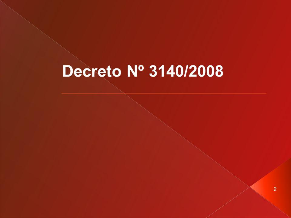 2 Decreto Nº 3140/2008