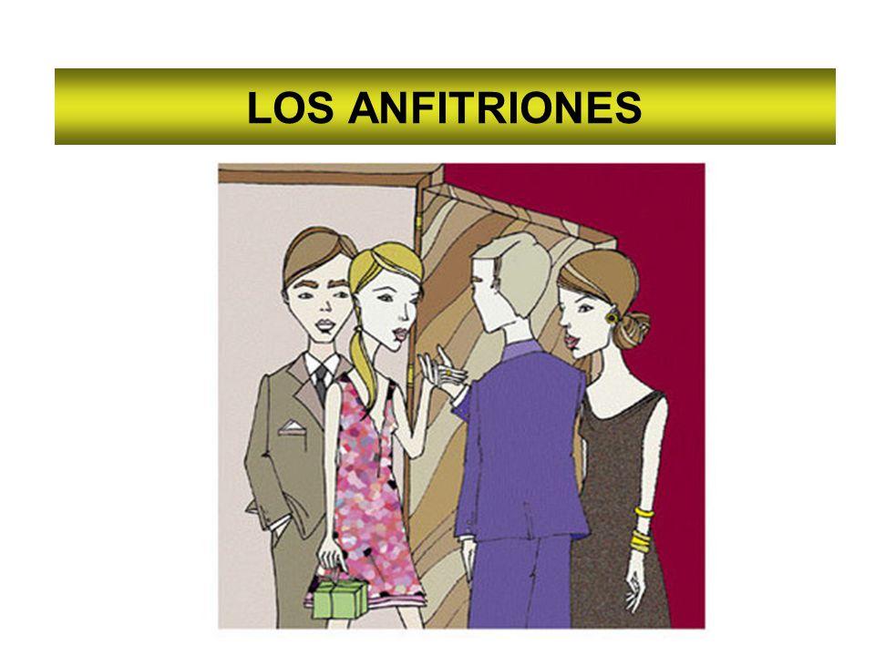 LOS ANFITRIONES