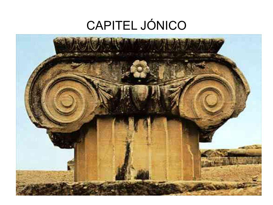 CAPITEL JÓNICO
