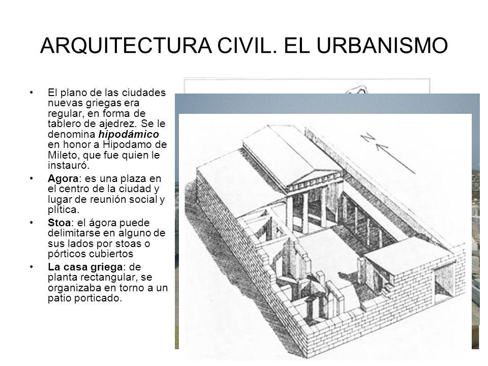 ARQUITECTURA CIVIL.