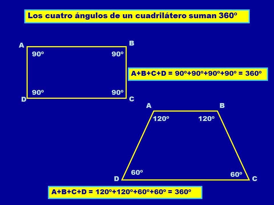 ALTURA de un cuadrilátero es la perpendicular trazada desde un vértice al lado opuesto.