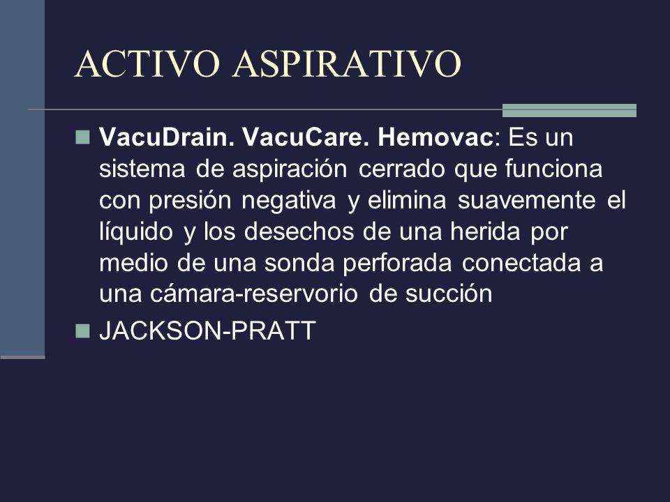 ACTIVO ASPIRATIVO VacuDrain.VacuCare.