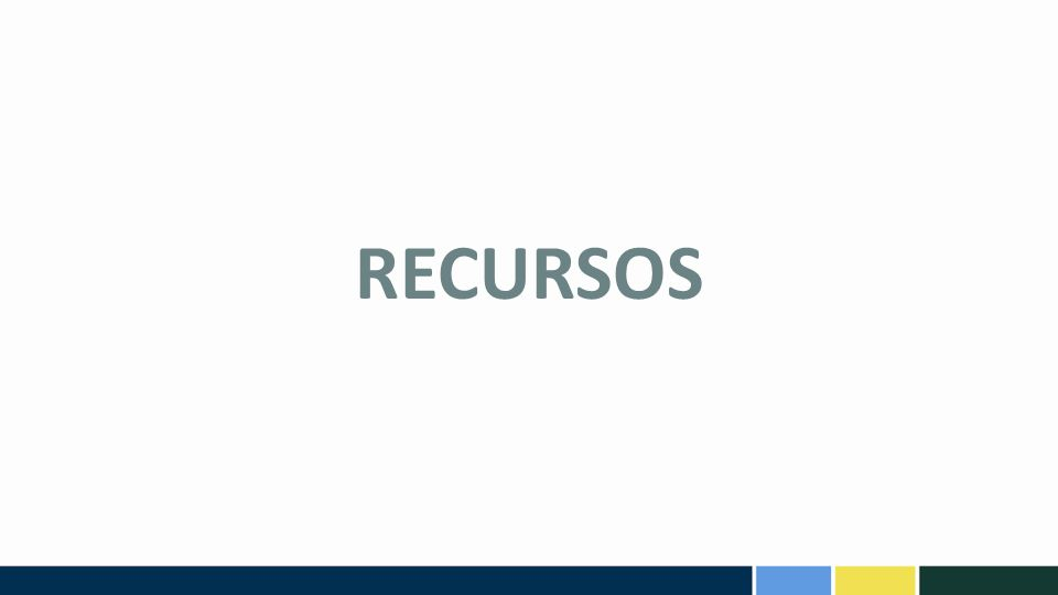 HERRAMIENTAS DE AYUDA PARA UNA ADECUADA ASIGNACIÓN DE RECURSOS