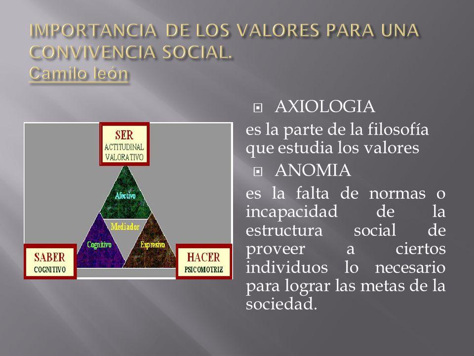estructura social y anomia: