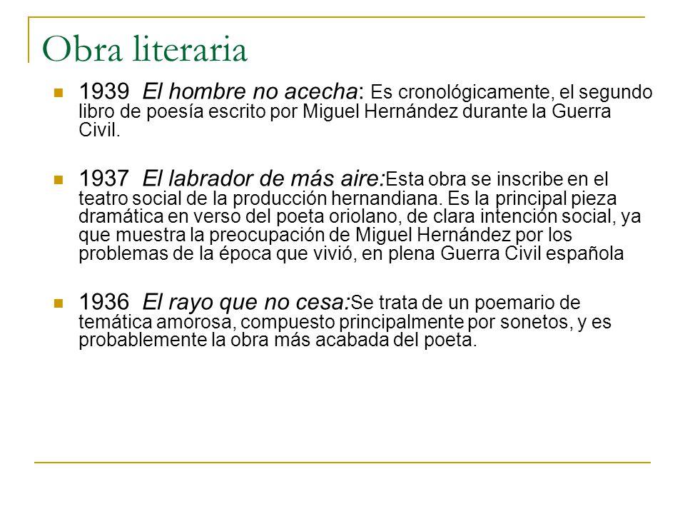 """La presentaci�n """"Miguel Hern�ndez Brenda Castillo Lorena Castillo ..."""