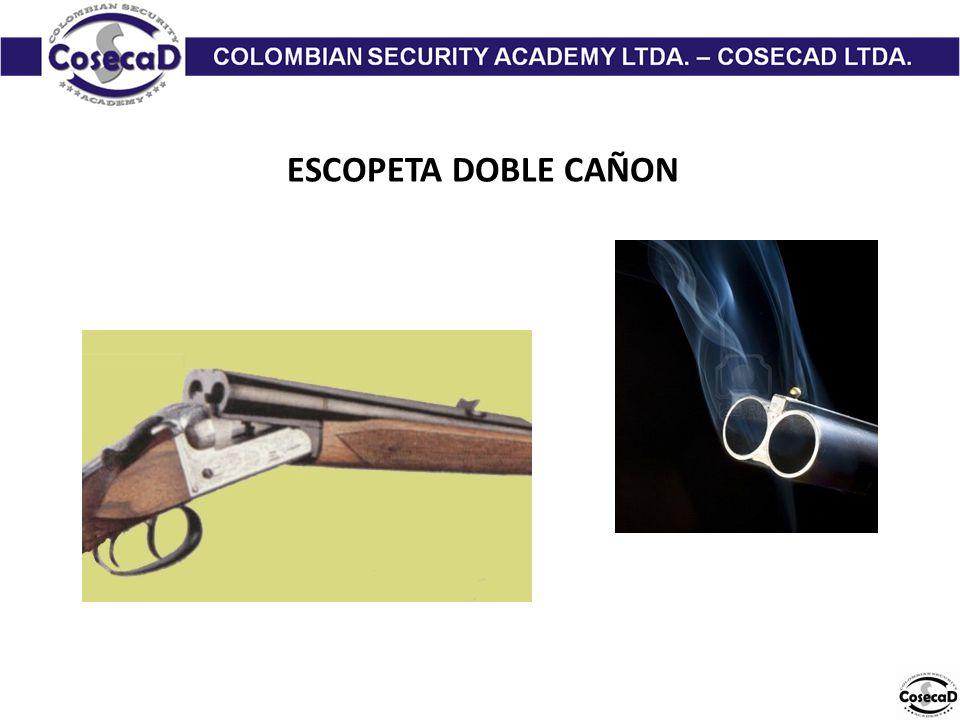 ESCOPETA DOBLE CAÑON