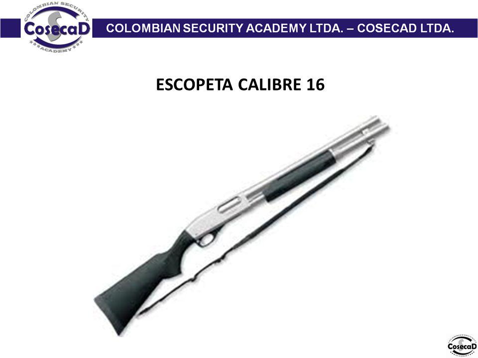ESCOPETA CALIBRE 16