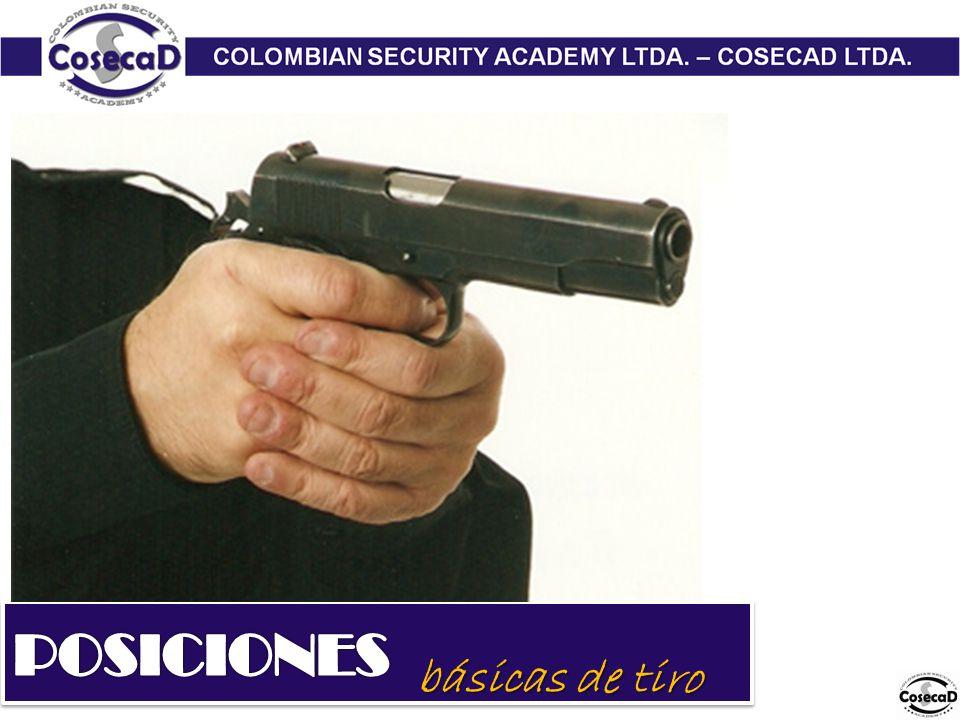 básicas de tiro