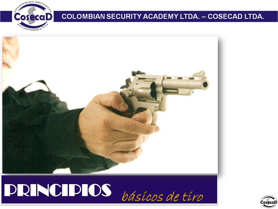 básicos de tiro