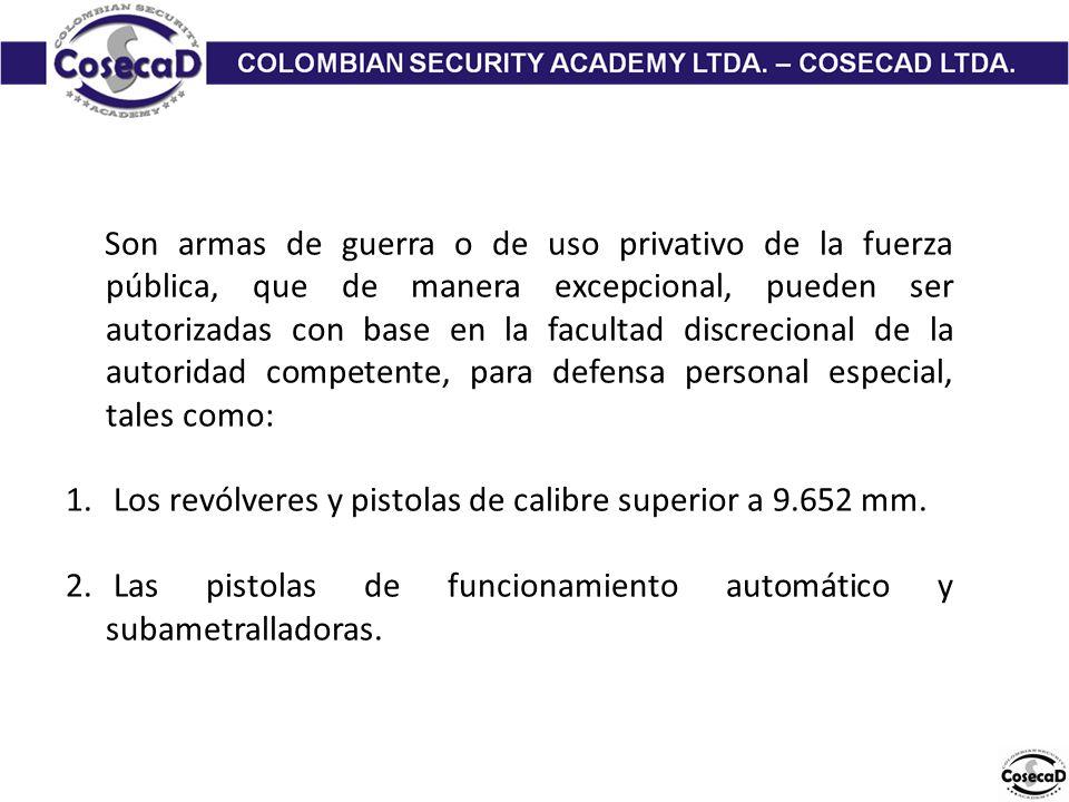 FUNCIONAMIENTO DE UN REVOLVER El revolver es una arma muy confiable, por eso no requiere de ningún tipo de seguro.