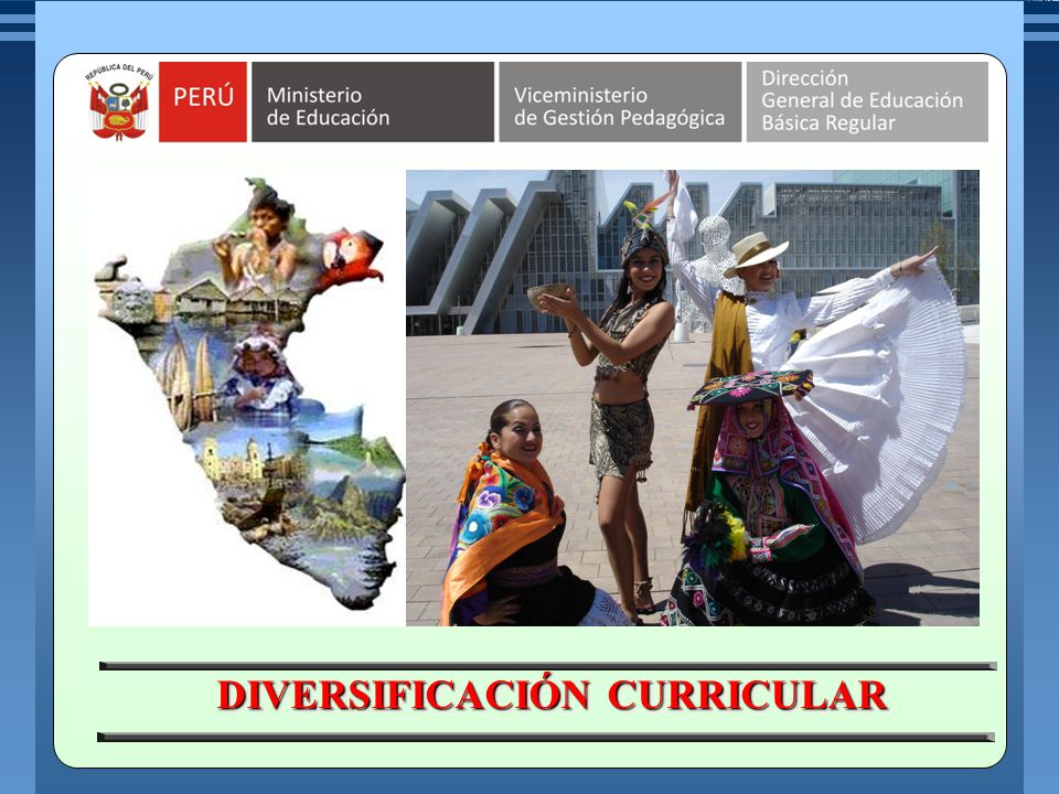 MINISTERIO DE EDUCACIÓN REPÚBLICA DEL PERÚ DEFINIR EL CALENDARIO ESCOLAR EN FUNCIÓN DE LAS CARACTERÍSTICAS GEOGRÁFICAS, CLIMÁTICAS, CULTURALES Y PRODUCTIVAS DESARROLLAR FORMAS DE GESTIÓN, ORGANIZACIÓN ESCOLAR Y HORARIOS DIFERENCIADOS SEGÚN LAS CARACTERÍSTICAS DEL MEDIO Y LA POBLACIÓN ATENDIDA.