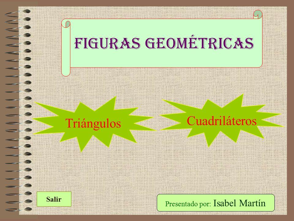 Cuadriláteros El cuadrilátero es un polígono de cuatro lados.