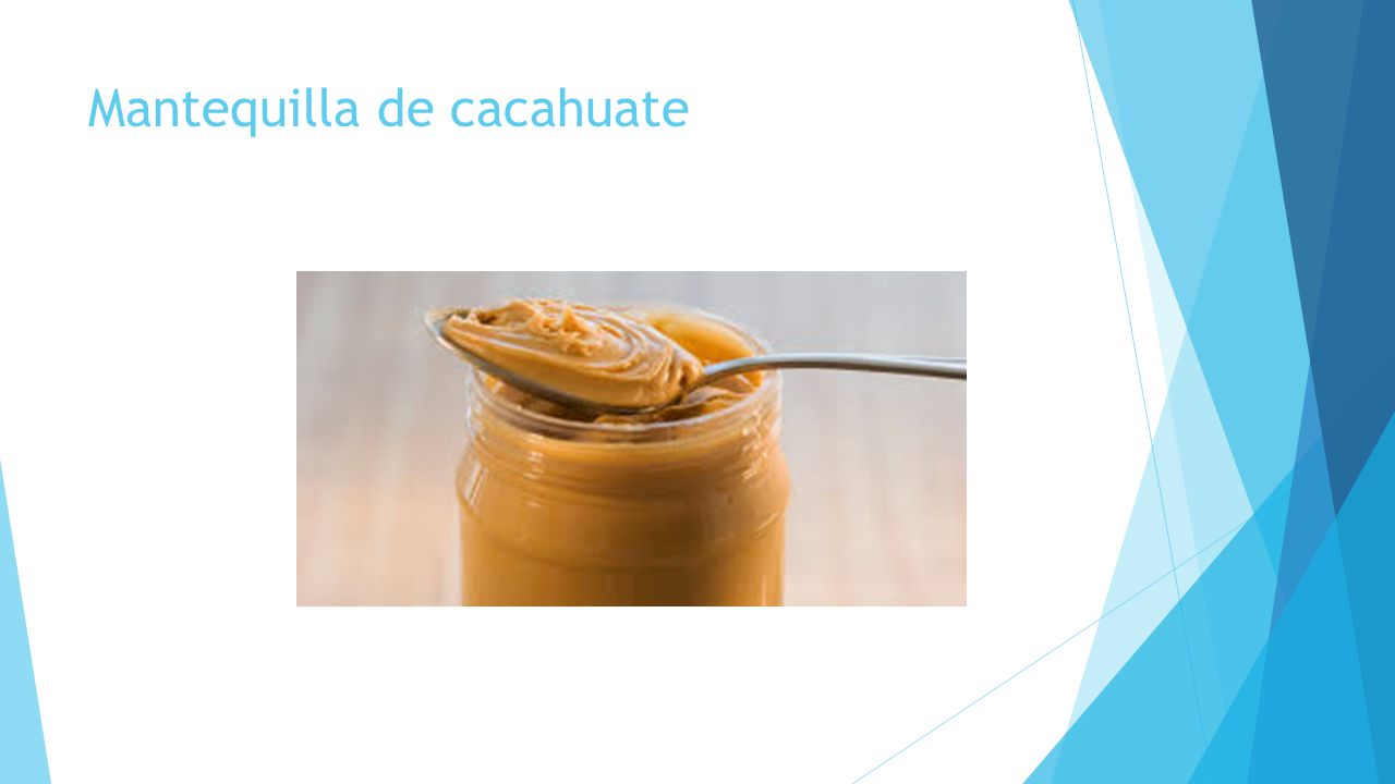 Mantequilla de cacahuate
