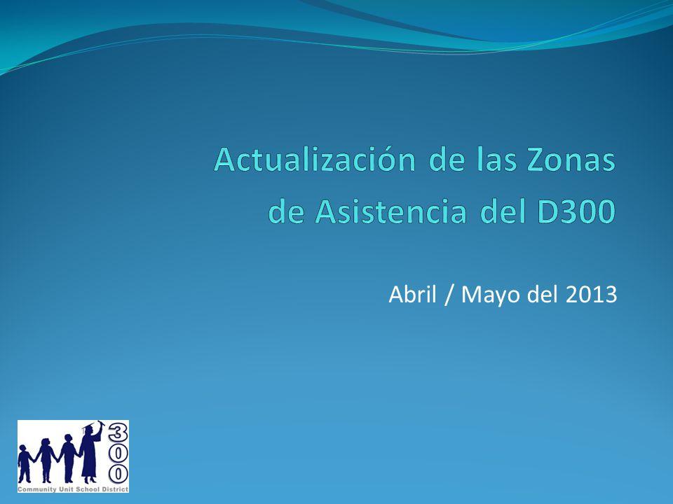 Proceso Mayo 2013 Abril / Mayo Del 2013