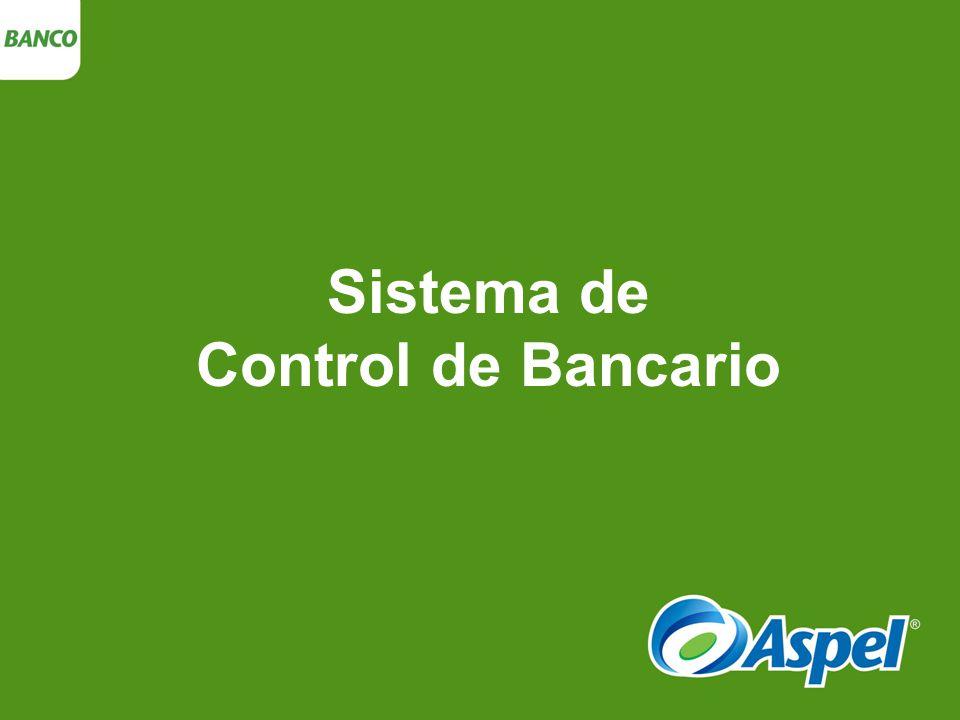 Sistema de Control de Bancario
