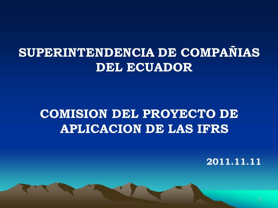 las companias ecuatorianas: