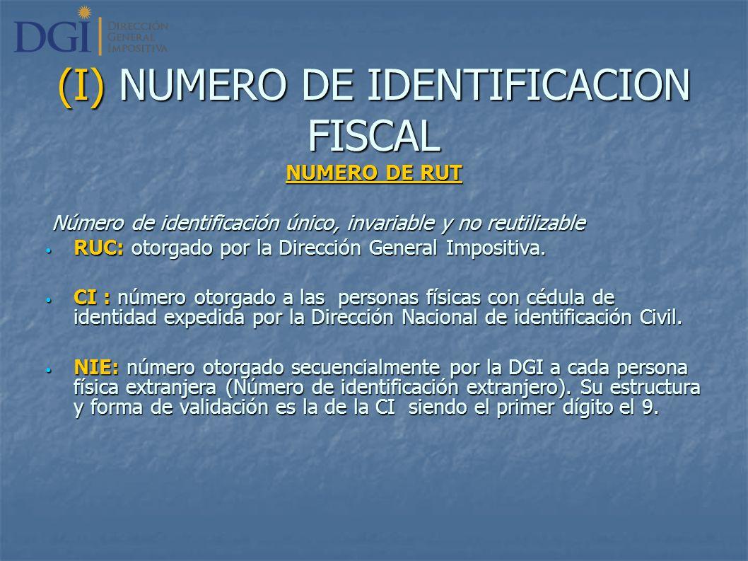 direccion nacional impositiva uruguay:
