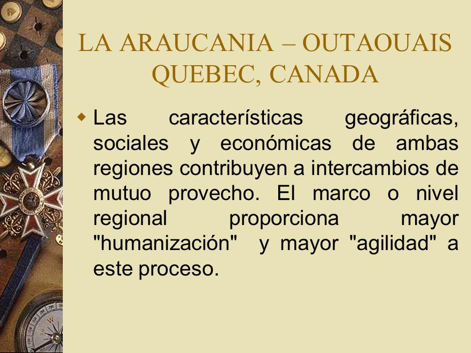 gobierno regional de la araucania: