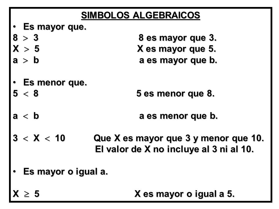 En todo el análisis estadístico se trabaja frecuentemente con suma de números y necesitaremos símbolos matemáticos para indicar estas sumas.