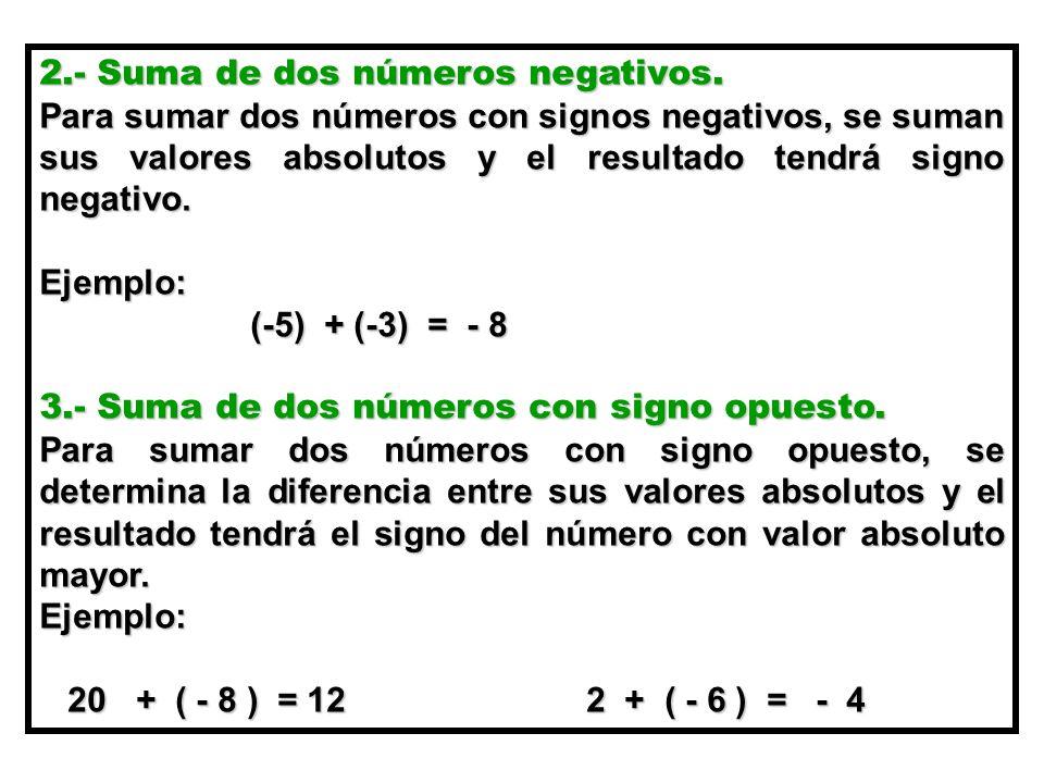 Como la sumatoria me indica una operación matemática, se sabe que estas se rigen por una serie de reglas.