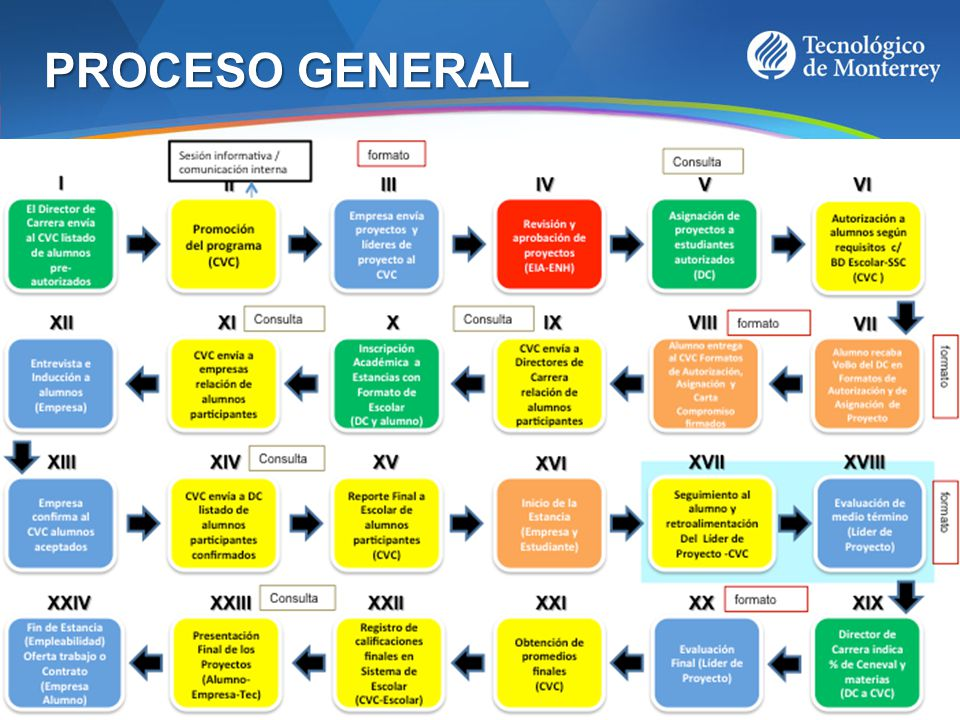 PROCESO GENERAL
