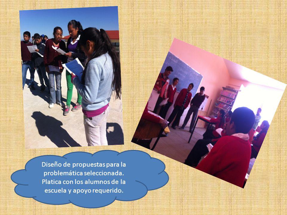 ETAPA 2.IMAGINA Problemática detectada por los alumnos.