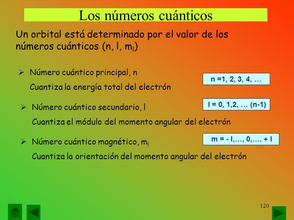 m = - l,…, 0,….