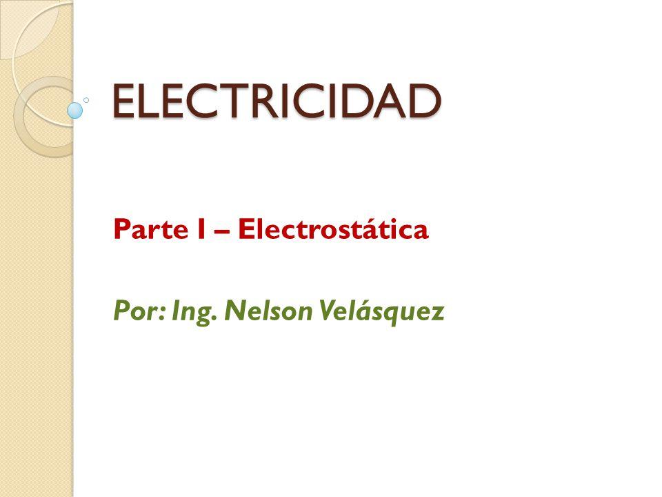 ELECTRICIDAD Es un fenómeno físico que ocurre cuando la materia pierde o gana electrones.