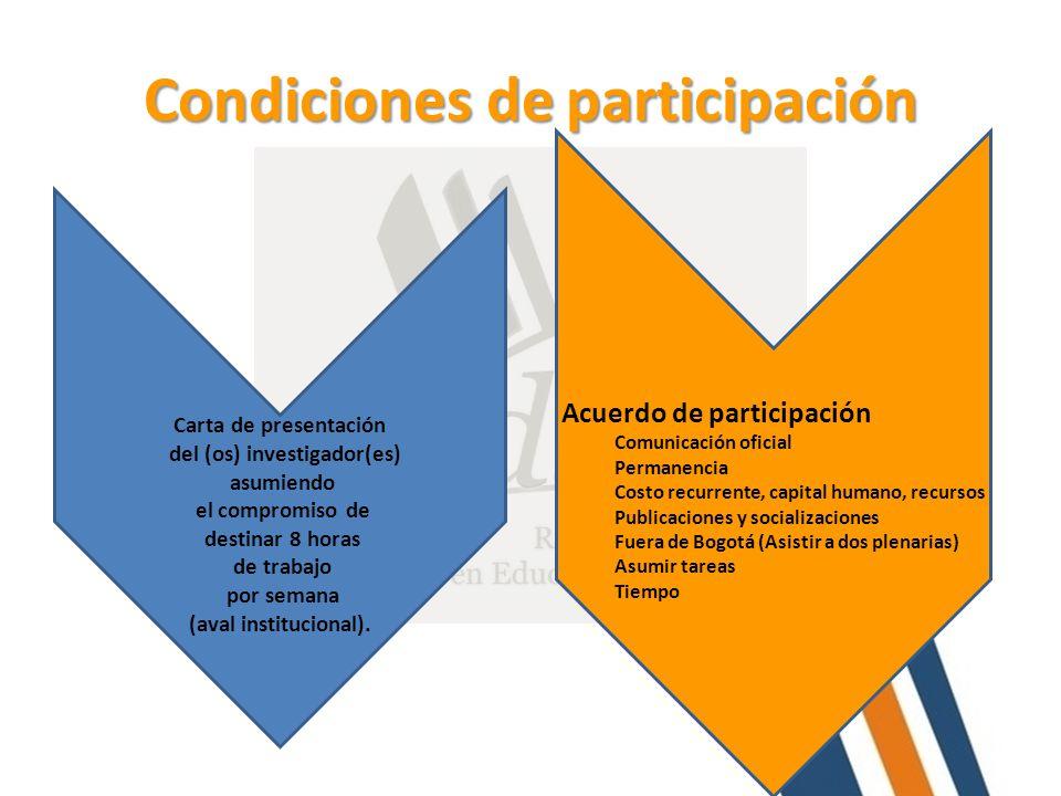 Nodo Bogotá y Centro. PROYECTO DE INVESTIGACIÓN INTER-INSTITUCIONAL ...