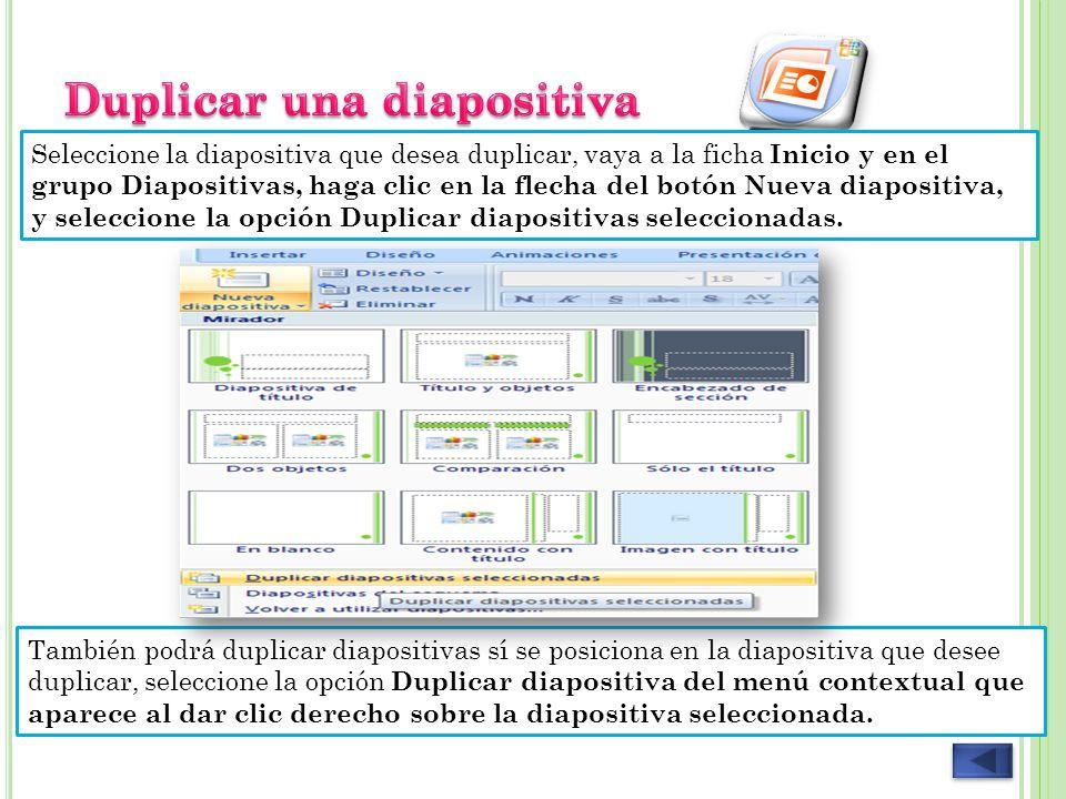 Los temas contienen formatos predeterminados o personalizados que pueden ser aplicados a una o a todas las diapositivas de una presentación.