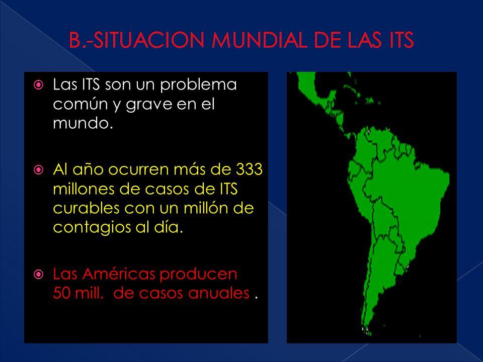 http://www.agi-usa.org/pubs/ib_std.html Las tasas de infecciones de transmisión sexual en todo el mundo (WHO, 2005),