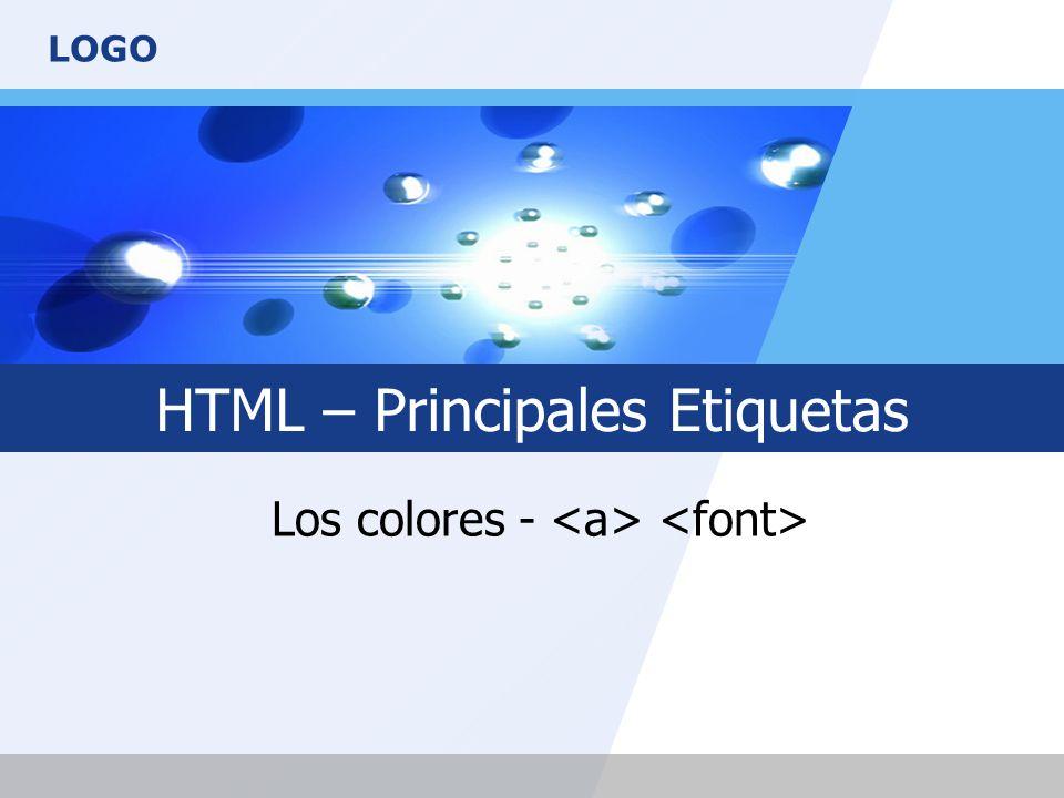 Etiquetas Color Html Etiquetas Los Colores