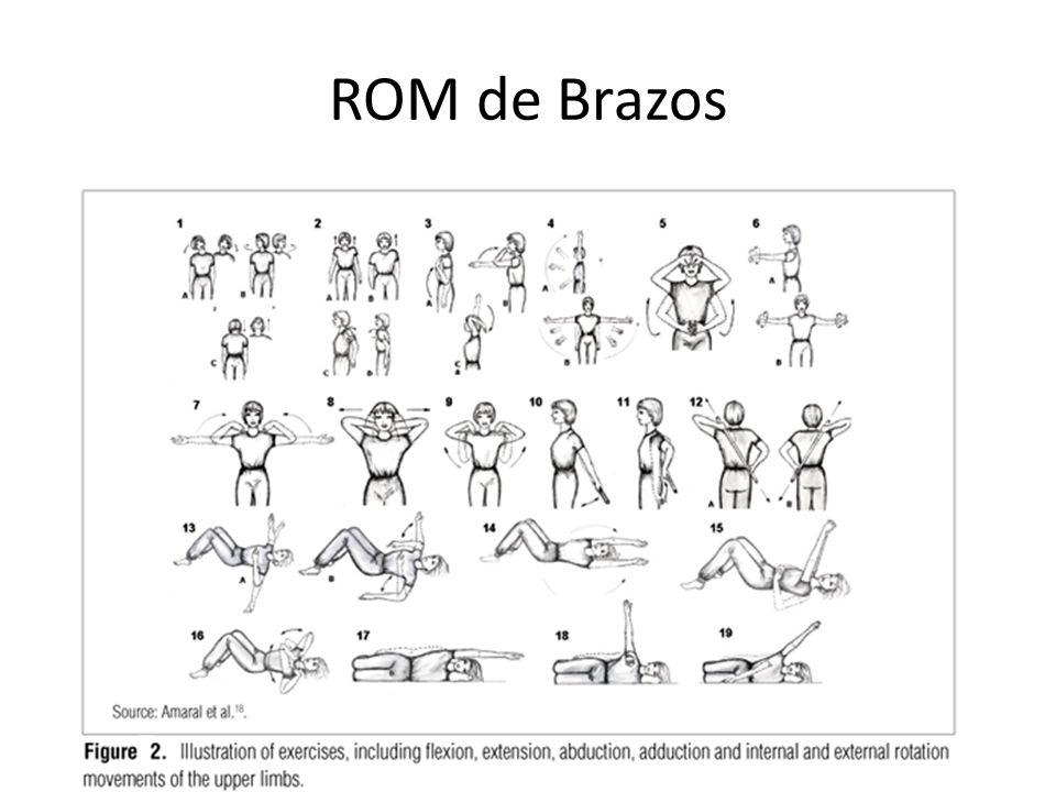 Hallazgos Normales y Anómalos Codos – Inspeccionar tamaño y contorno, extendidos o flexionados; observe por deformidades, enrojecimiento o hinchazón.