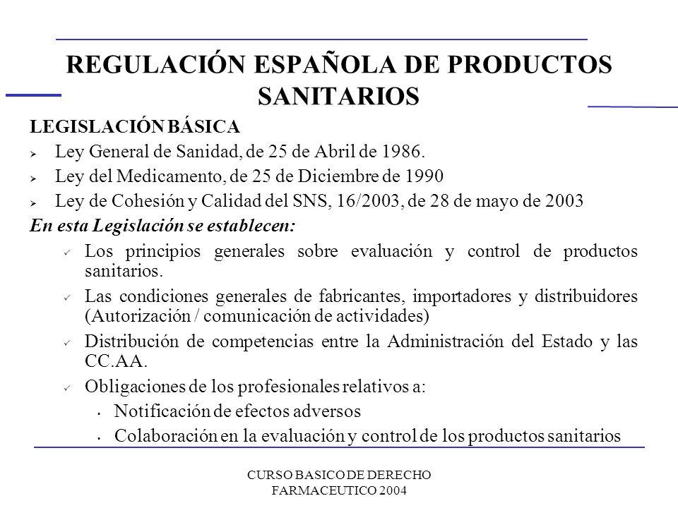 ley 16 2003 cohesion y calidad: