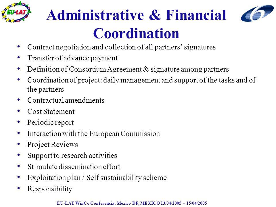 Eurostars Consortium Agreement Skeleton Mandegarfo