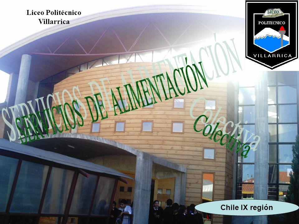 Liceo Politécnico Villarrica Chile IX región