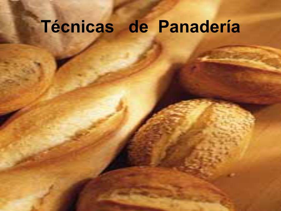 Técnicas de Panadería