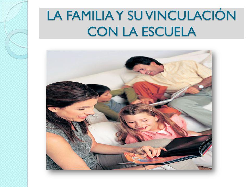 vinculacion padre familia escuela: