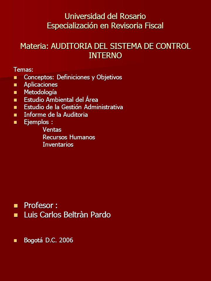 @ Estudio de los expedientes de Auditoria, informes y cartas de recomendaciones o sugerencias, cuando esto sea aplicable.