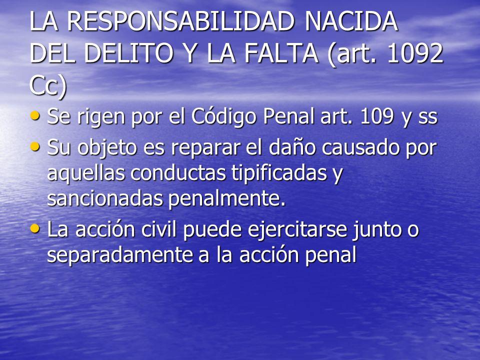 109 ley de enjuiciamiento criminal: