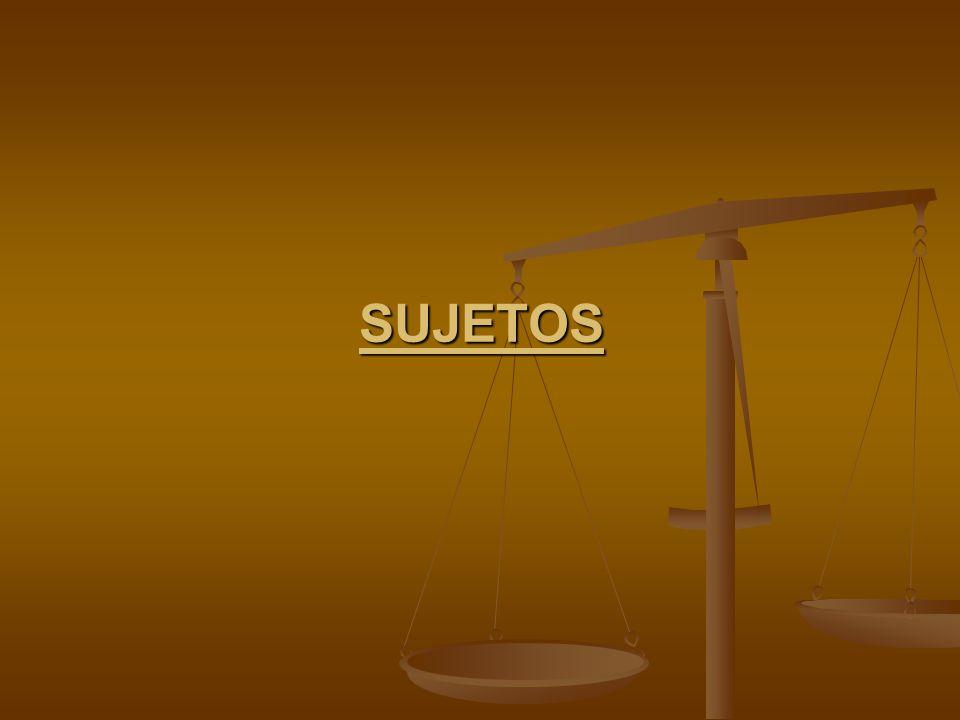 SUJETOS