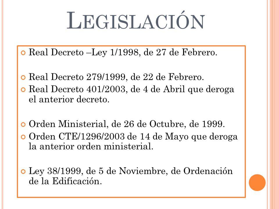 ley 11 2003 de 8 de abril de: