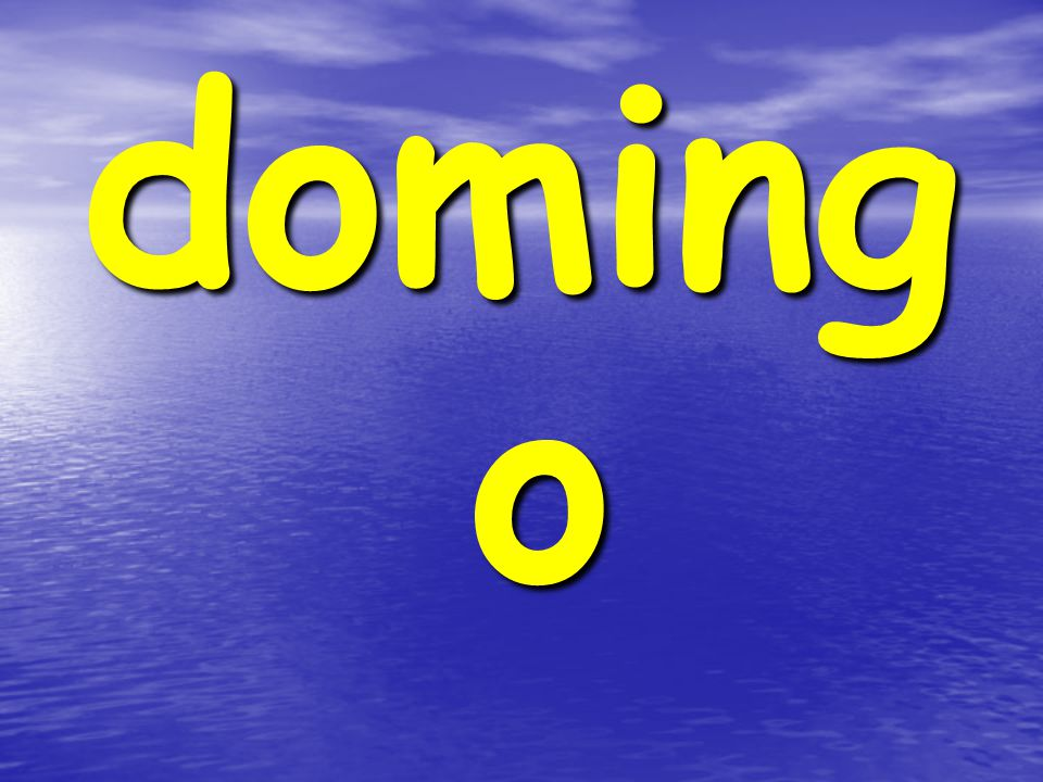doming o