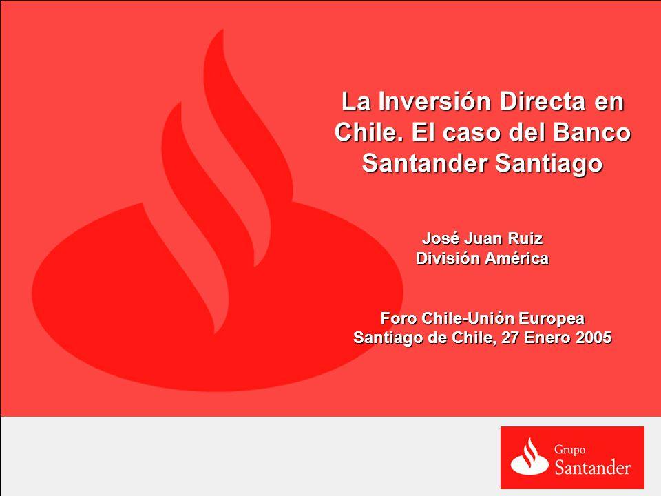 Logo Santander Santiago Banco Santander Santiago