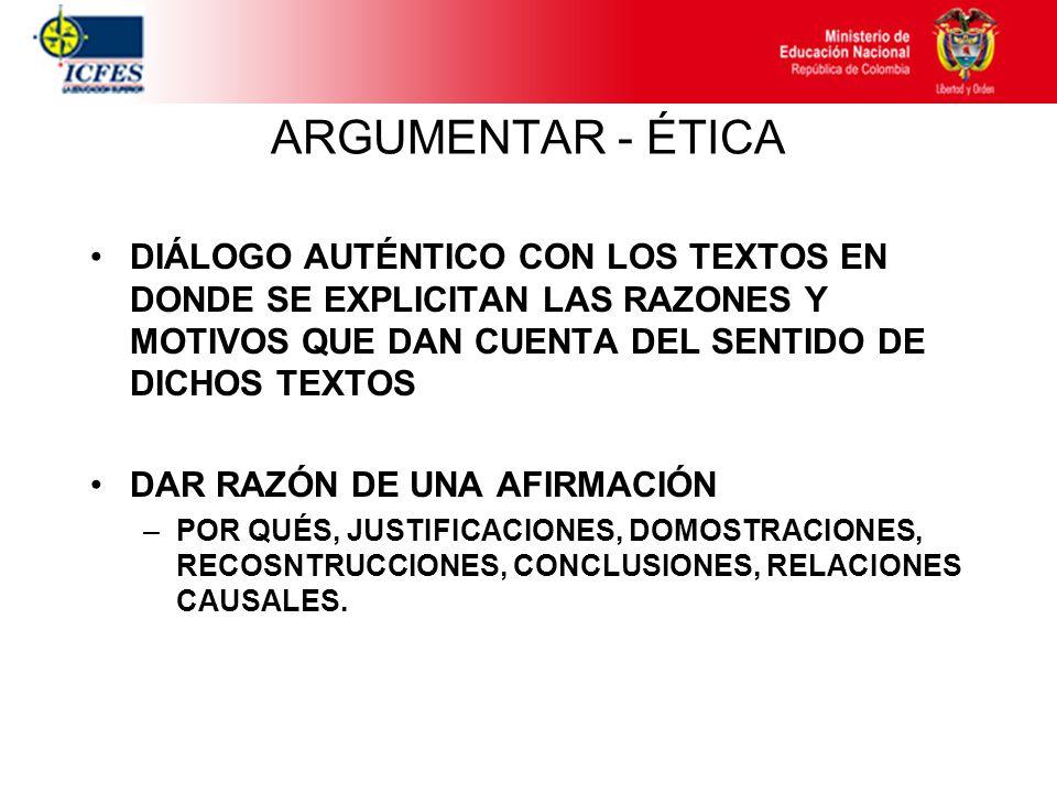 INTERPRETAR - HERMENÉUTICA ACTOS QUE UN SUJETO REALIZA CON EL PROPÓSITO DE COMPRENDER LOS DIVERSOS CONTEXTOS DE SIGNIFICACIÓN.