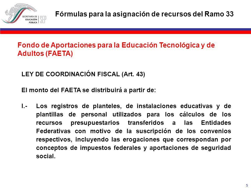 1 El Presupuesto de Egresos de la Federación incluye tres Ramos ...