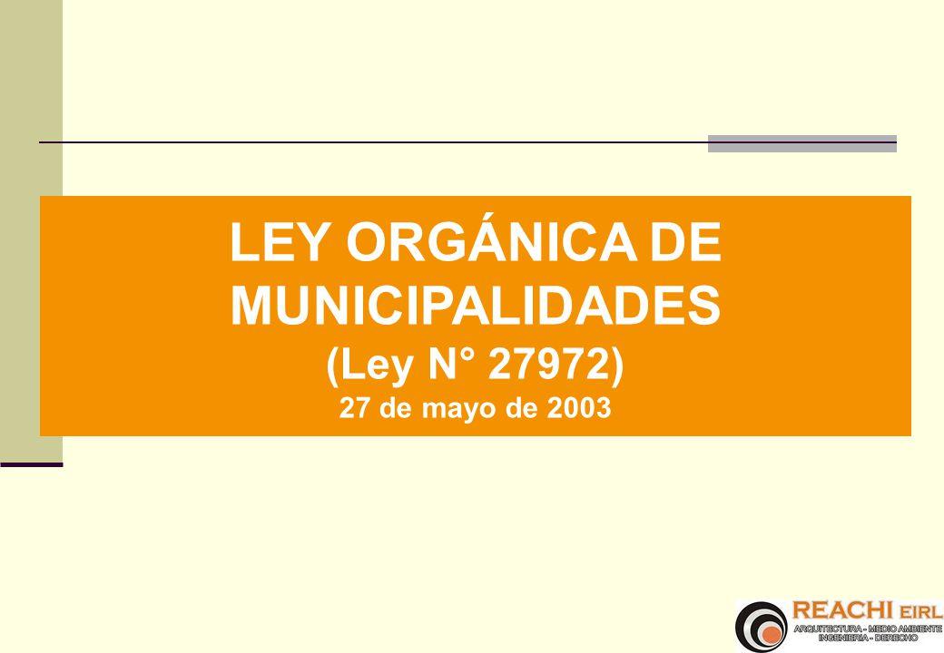 13 de la ley 38 2003 de: